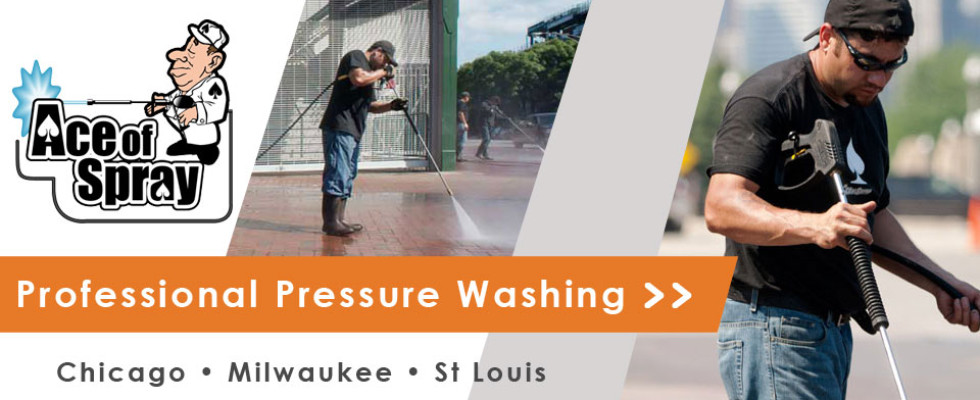 Chicago Power Washing Pressure Washing