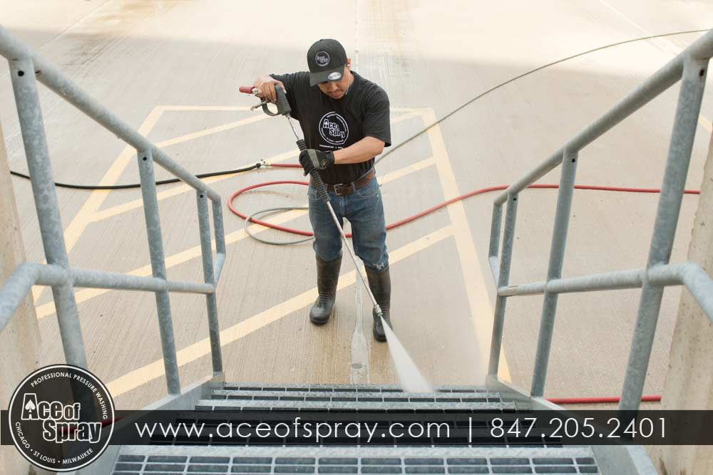 Power Washing - Ace of Spray-Chicago IL-5